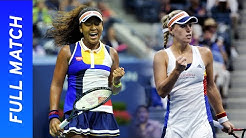 Naomi Osaka vs Angelique Kerber Full Match | US Open 2017 Round One