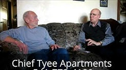 Chief Tyee Apartments Interview in Ashland, Oregon