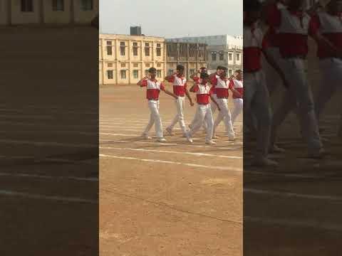 Guntur Oxford Sports meet  March fast