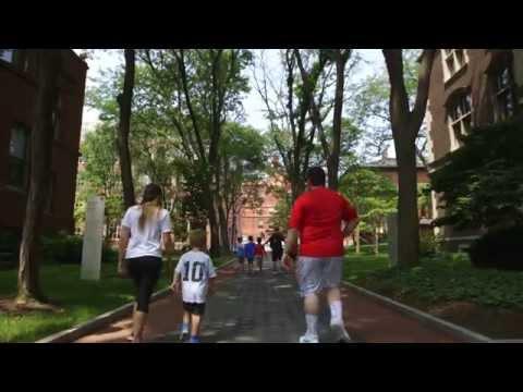 Penn in the summer