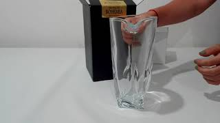 Кувшин для воды Bohemia Quadro 700мл - видеообзор