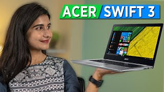 Acer Swift 3 2020 Review Ultrabook on a budget
