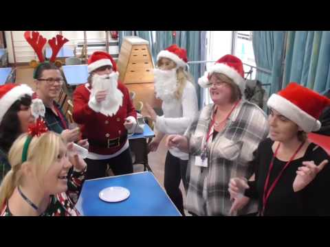Highgate Primary Sileby Christmas Flashmob