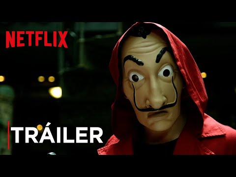 La casa de papel: Parte 3   Tráiler oficial   Netflix