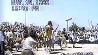 Free throw dunk over a car - 6