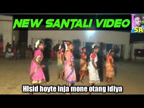 Hisid Hoyte Inja Mone Otang Idiya //Cover Dance Song//Santali Akhda
