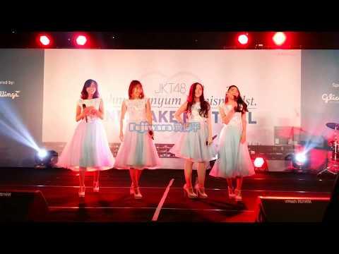 JKT48 Dangdut @. HS Suzukake Nanchara
