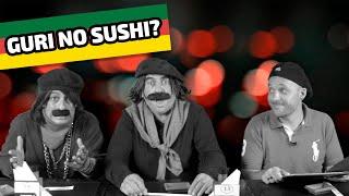 Léo, o Gauchão de Apartamento e Guri de Uruguaiana no Sushi