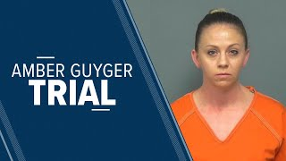 Murder trial for Amber Guyger continues