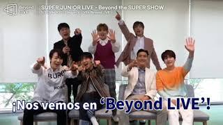Super Junior Beyond the Super Show