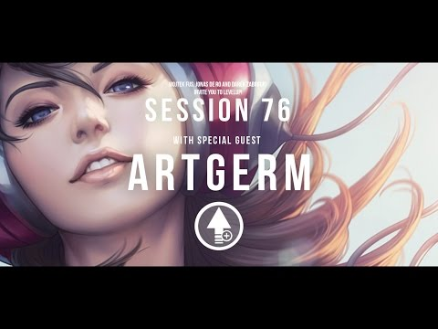 Level Up! Session 76 with ARTGERM