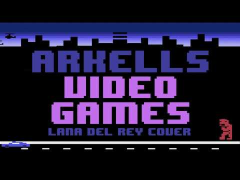 Arkells - Video Games Acoustic (Lana Del Rey Cover)
