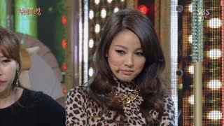 '유리야 착한척 그만해' 이효리, 성유리에 독설 @2013 SBS 연예대상 1부