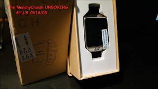 Aplus GV18 25 Euro Smartwatch Unboxing