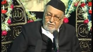 Maulana Mirza Mohammed Athar, Majlis 4, Mahe Moharram 2012/2013, Venue = Mogul Masjid (Mumbai)