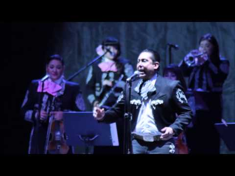 "Arturo Vargas and Mariachi Divas de Cindy Shea Dueto ""A Puro Dolor"""