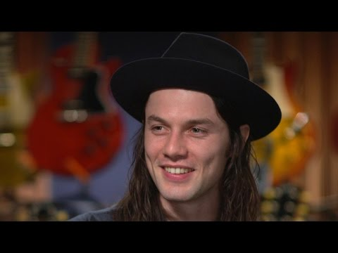 Singer James Bay on breakout year, Grammy nominations