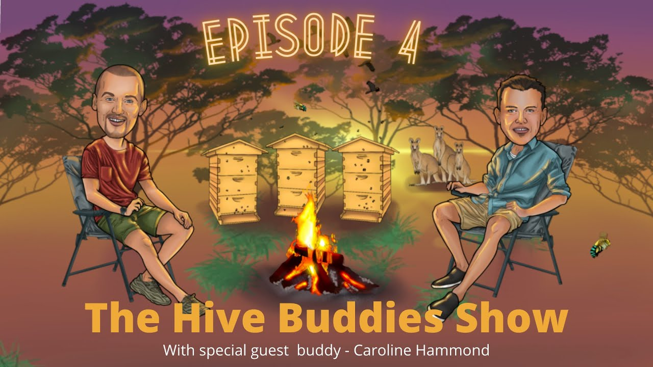 The Hive Buddies Show - Episode 4