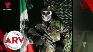 Video acusa a AMLO de haber hecho un pacto con narcotraficantes | Al Rojo Vivo | Telemundo