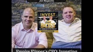 ILAB 10 - Empire Flipper's CEO: Investing in profitable, cash flow websites