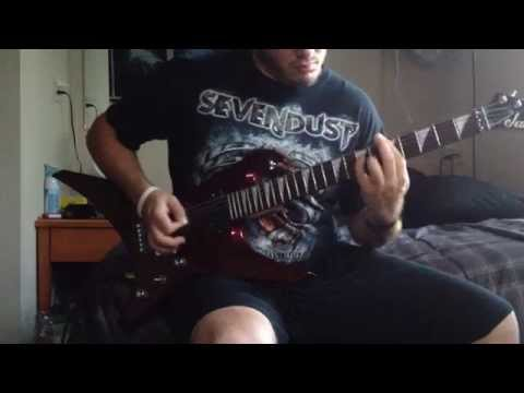 Intervals - Momento (Intro Guitar Riff)