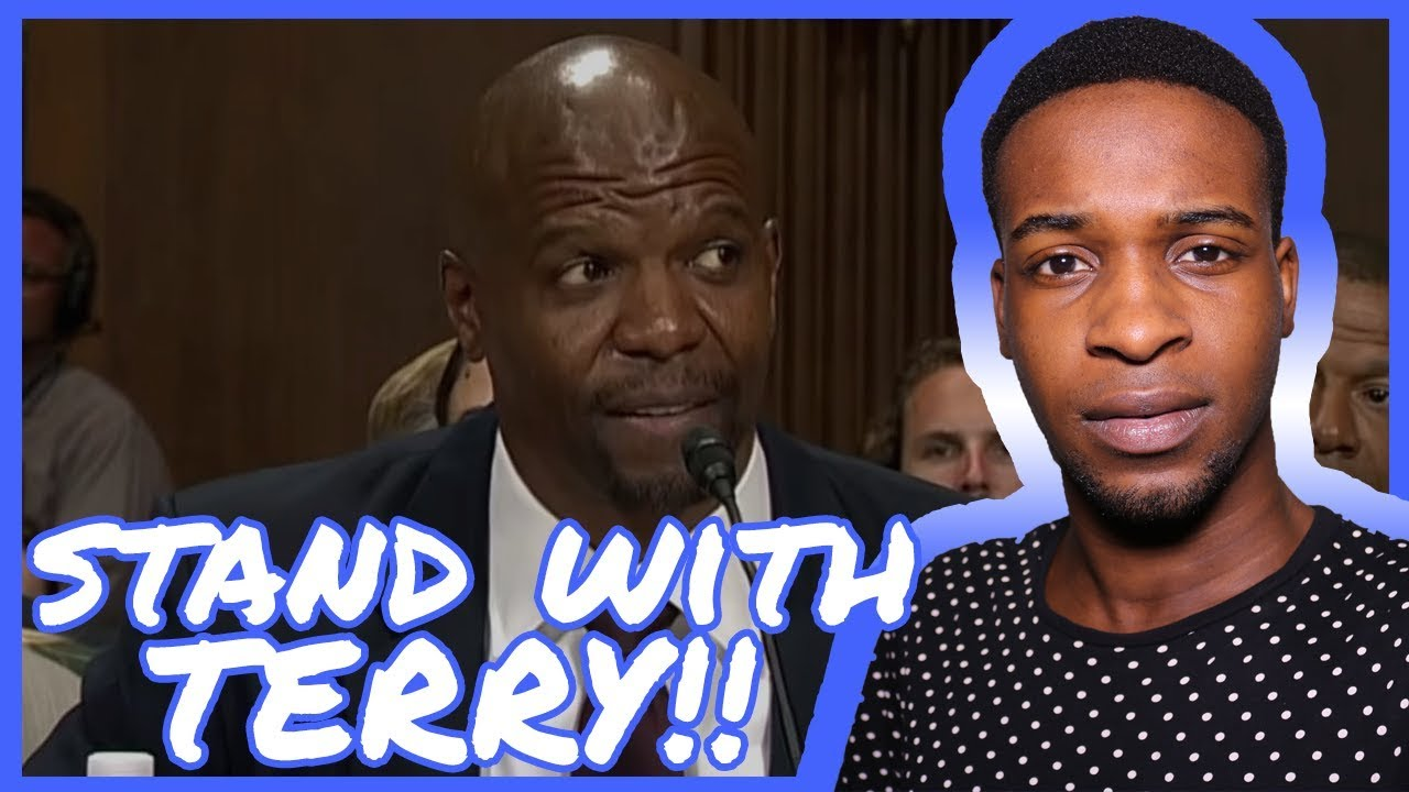 Terry Crews NEEDS Our Support!