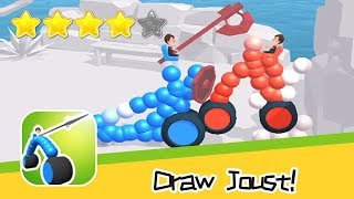 Draw Joust! - Voodoo - Walkthrough King of the Arena Recommend index four stars