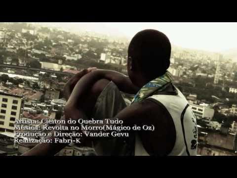 Mc Cleiton-Revolta No Morro Video Clip-Oficial HD