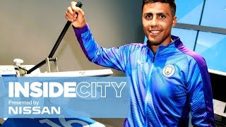 RODRI'S FIRST DAY! | INSIDE CITY 344