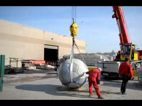 SpanSet 8 Tonnen Fuball 1