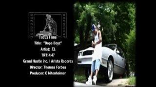 T.I. - Dope Boyz