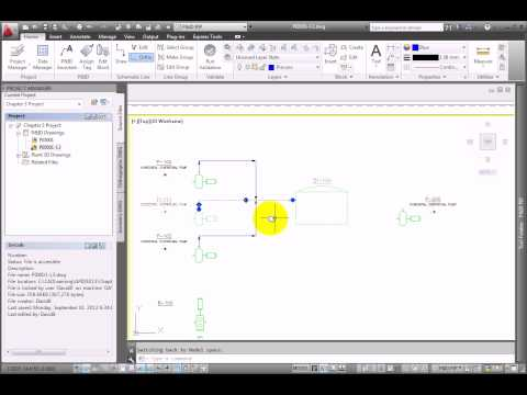 How to Draw a P&ID (Piping and Instrumentation Diagram) - Distillation Column