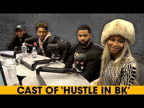 The Cast Of 'Hustle In Brooklyn' On Growing In The Industry,