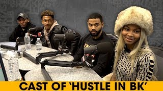 The Cast Of 'Hustle In Brooklyn' On Growing In The Industry, Reality TV Drama + More