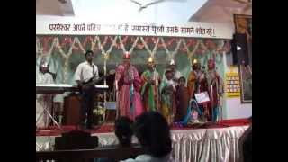 Christian Song,hindi,bhilai.India,sec-2 Prayer group