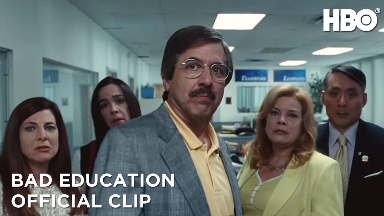 Bad Education: Bob Character Spot (Clip) | HBO