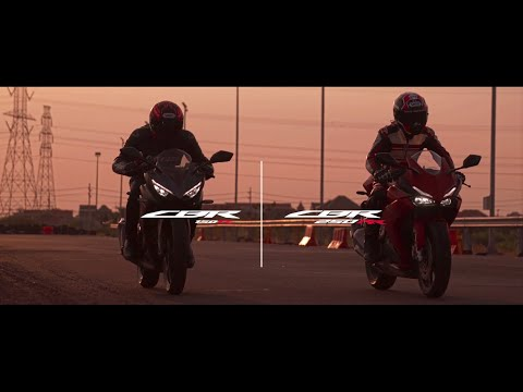 Honda CBR Series - Beyond Powerful