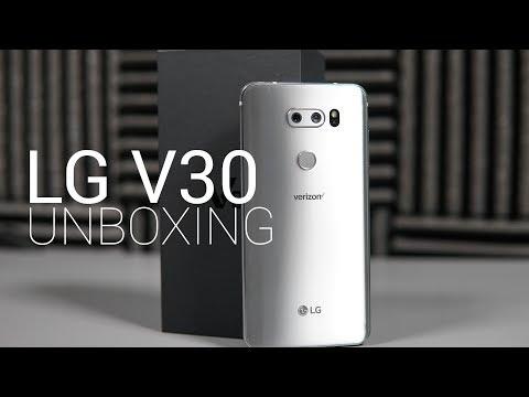 LG V30 Unboxing!