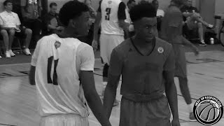 Jaylen Brown vs Josh Jackson - Under Armour Finals - Two of the country
