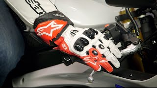 Alpinestars GP Pro R2 Gloves Review at RevZilla.com