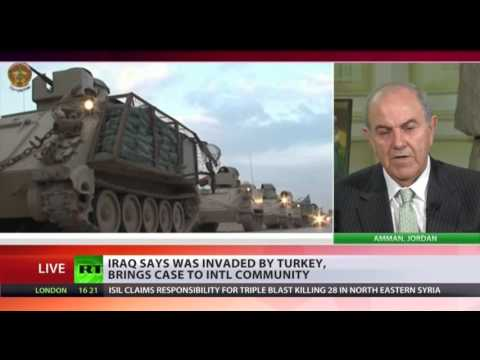 Ayad allawi   RT interview