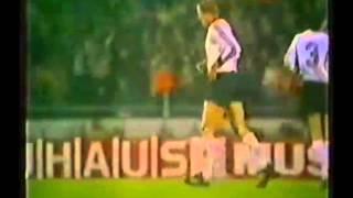 Olanda - Germania Ovest 1-1 - 11 ottobre 1980 - gara amichevole