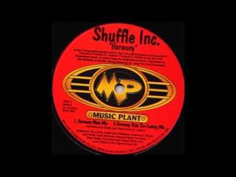 Shuffle Inc. - Harmony (Ride The Feeling Mix)