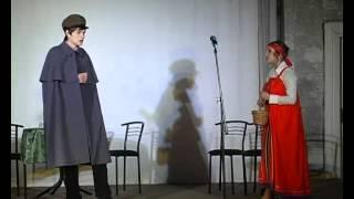 Литературный вечер по творчеству А.С. Пушкина.mp4