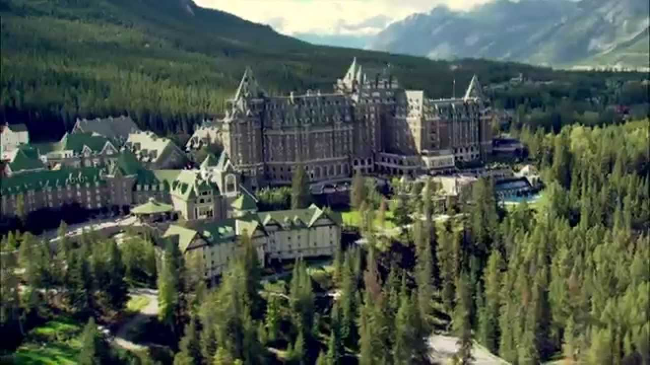 Summer At The Fairmont Banff Springs Youtube