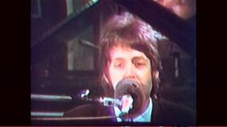 Paul McCartney - [Medley] Suicide/Let