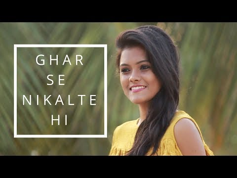 Ghar Se Nikalte Hi - Armaan Malik | Female Cover | Subhechha Mohanty ft. Aasim Ali thumbnail