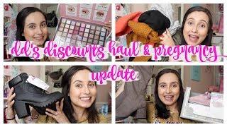 collective dd's discounts haul & pregnancy update