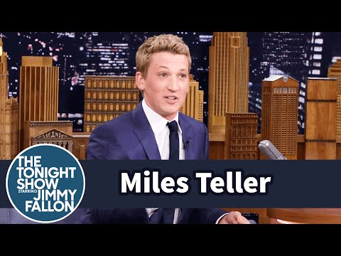 Miles Teller Saved a Pregnant Woman from a Shark