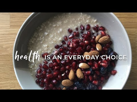 HEALTH is an Everyday Choice – My HEALTH Journey & 2019 Spea